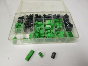 Printed Circuit Board Termination Kit Pluggable Screw down Various Types