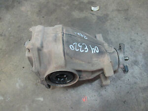 2004 Mercedes E320 W211 Rear Differential A2303511108