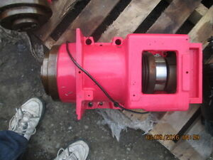 Spindle Assembly Off Of Matsuura Mc 500v Vmc Cat 40 Taper
