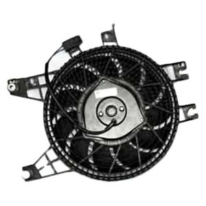 Toyota Sequoia 2001 2007 Tyc A C Condenser Fan Assembly