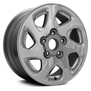 For Toyota Camry 97 01 Factory Alloy Wheel 15 Replica 7 Spokes Machined