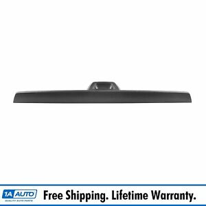 Oem 25865156 Upper Tailgate Molding Black With Camera Provision For Gm Truck New