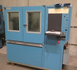 Screening Systems Temperature Vibration Thermal Test Chamber Model Qrs 410t