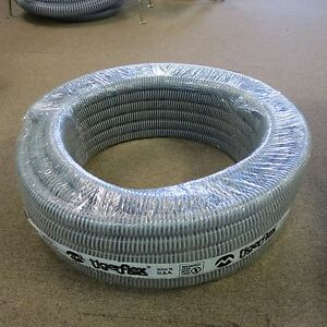 Tigerflex 1 1 4 X100 Dredge Hose W Series Gold Panning Highbanker Sluice Box