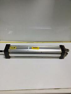 Parker Pneumatic Air Cylinder 4 00 Bore 31 Overall Length