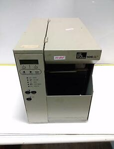 Zebra Technologies Barcode Label Printer 105sl