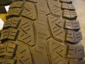 Used Lt E235 80r17 120 Q 6 32nds Trazano Radial Sl369 A T