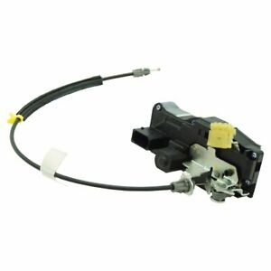 Oem Power Door Lock Actuator W Integrated Latch Cable For Cadillac Cts Cts v