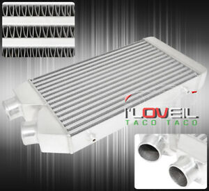 Performance Sport Racing Front Mount Intercooler System Tube Fin Civic Crx
