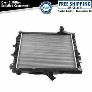 Radiator Assembly Aluminum Core Direct Fit For Dodge Durango Chrysler Aspen New