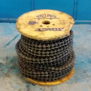 Morse 1 Pitch Ansi 80 Roller Chain 100ft