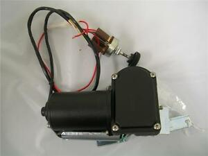 1957 Ford Car Street Hot Rod Direct Fit Electric Wiper Motor Kit 12 Volt 57