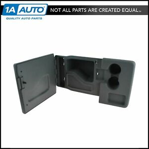 Oem Bl3z18644a22ab Center Console Storage Armrest Assembly For F150 Pickup Truck