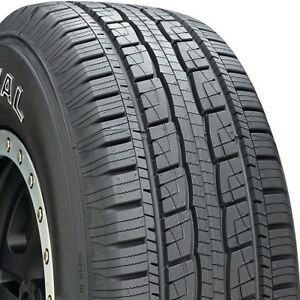 2 New Lt265 75 16 General Grabber Hts60 Lt265 75r R16 Tires 26482