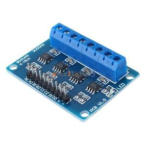 Hg7881 4 channel Dc Stepper Motor Driver Controller Board For Arduino