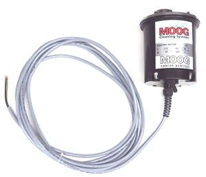 New Moog Cleaning Systems Ce Series Electric Motor 110v 50hz 56w 11rpm