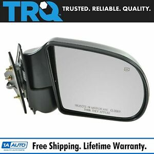Trq Power Heated Mirror Passenger Side Rh For Blazer S10 Truck Jimmy S 15 Sonoma