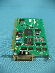 Ni National Instruments At gpib 181060 01 Hpib Gpib I Eee 488 2 Isa Card