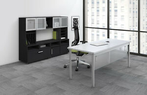 Mayline E5 Modern Office Furniture Set