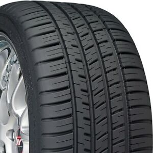 1 New 255 40 18 Michelin Pilot Sport As3 255 40r R18 Tire 26045