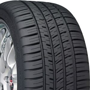 2 New 255 40 18 Michelin Pilot Sport As3 255 40r R18 Tires 26045