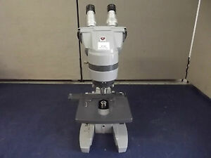 American Optical Series 10 8 Laboratory Microscope good Cosmetic Condition M85
