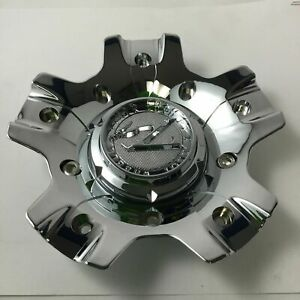 Zinik Z27 Sofin Wheel Center Hub Cap Chrome Z 27 Cap M 346 6 Diameter Zk33