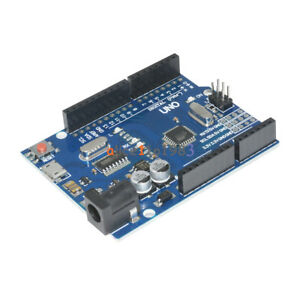 Latest Version Arduino Uno R3 Atmega328p 16au Ch340g Micro Usb Board