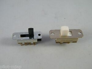 Lot Of 2 New Dukane Projector Switches Part 680 540 680 707