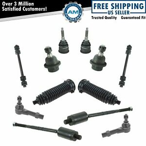 Steering Suspension Kit Lh Rh Front Set Of 12 For Explorer Mountaineer 4 0l