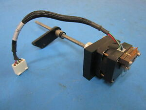 Lin Engineering Stepper Motor W Index Actuator Arm 4018x 010 02 2 0a