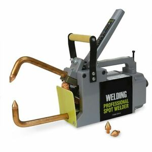 Electric Welder Spot 16amp 240v Professional 3 16 Tip Gun Portable Single Phase