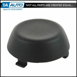 Oem Rear Bumper Bolt Cap Cover Textured Black Plastic Lh Or Rh For Toyota Pickup