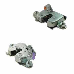 Oem Tail Gate Latch Lock Assembly Pair Set Of 2 Lh Rh For 00 06 Toyota Tundra