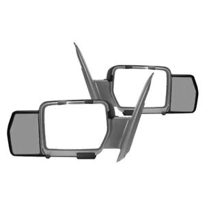 For Ford F 150 09 14 Driver Passenger Side Towing Mirrors Extension Set