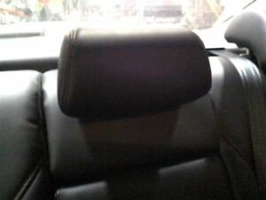 2014 2015 Mazda 3 Middle Rear Headrest Black Leather