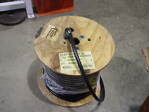 Coleman 10 3 Wire Stoow Power Cable 250 Ft Pvc Jacket New