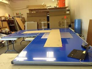 Plasma Cutter Digitizing Table Pen 5 x16 Or 8 x11 Jumbo Tracer