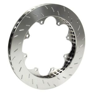 Performance Friction Race Slotted Vented 2 Piece Brake Rotor