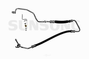 Ford Power Steering Hose on 02 ford f 150 steering components