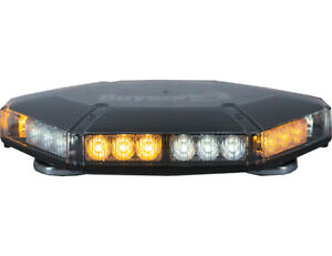 Buyers Products 8891102 30 Led Mini Light Bar Amber clear