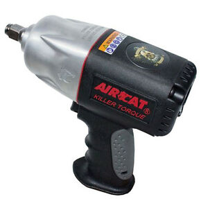 1 2 Limited Edition Impact Wrench Aircat 1150 Le Aca