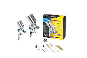 Startingline Hvlp Automotive Spray Painting And Touch Up Kit Devilbiss 802342