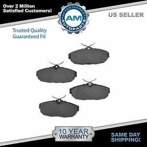 Rear Posi Ceramic Disc Brake Pads For Ford Mustang New