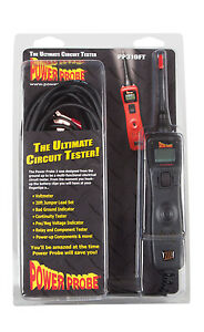 Power Probe Iii With Case And Accessories Black Power Probe Pp319ftcblk Pwp Lp
