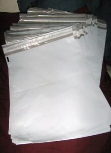 100 Poly Shipping Bags 14 1 2 X 19 Mailing Envelopes Self Seal