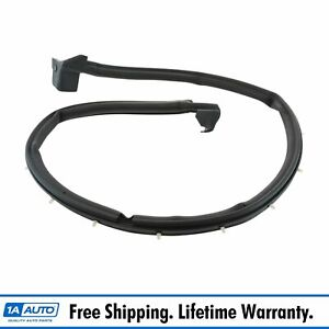 Door Weatherstrip Seal Passenger Side Right Rh For 97 06 Jeep Wrangler Half Door