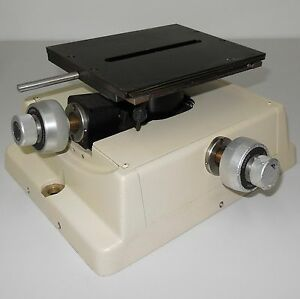 Wyko Interferometer Tip Tilt Table Stage
