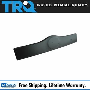 Rear Exterior Outside Tailgate Liftgate Handle Garnish For Toyota Prius