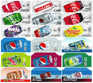 18 Flavor Strips For Soda Vending Machines Coke Pepsi Others